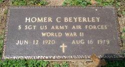 Homer Charles Beyerley