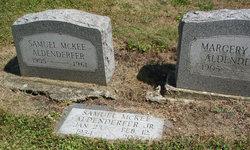 Samuel McKee Aldenderfer, Jr
