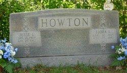 Flora Lee <i>Bearden</i> Howton