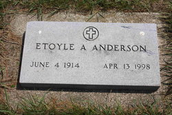 Etoyle A. Anderson