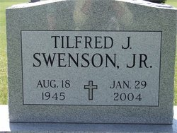 Tilfred Joseph Swenson, Jr
