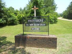 Piney Grove Free Will Baptist Cemetery