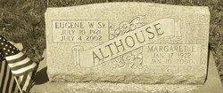 Eugene W Althouse, Sr