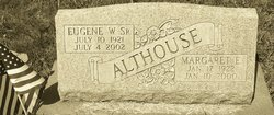 Margaret E <i>Boyer</i> Althouse