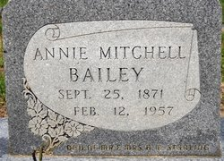 Annie <i>Starling</i> Bailey