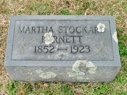Martha <i>Stockard</i> Barnett