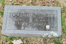 Tolbert Barnett