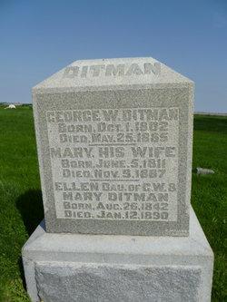 George W. Ditman