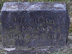 Infant Baby Dixon