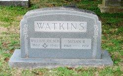 Susan R <i>Stockard</i> Watkins