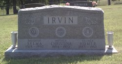 Christena <i>Wildt</i> Irvin