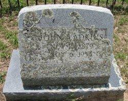 John Bowers Adkins