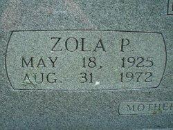 Zola P. West