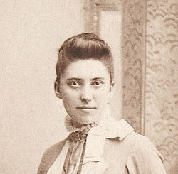 Anna F <i>Dieterich</i> Boss