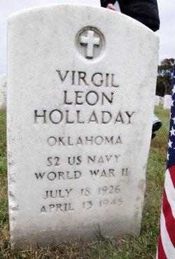 Virgil Leon Holladay