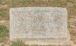 Nellie Delilah Ann <i>Choate</i> Orr