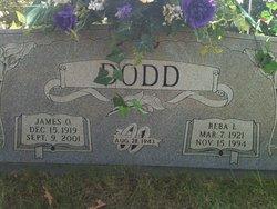 James O. Dodd