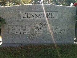 W. Author Densmore