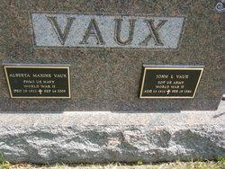 Alberta Maxine <i>Norman?</i> Vaux