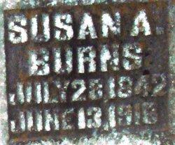Susan A. <i>Henderson</i> Burns