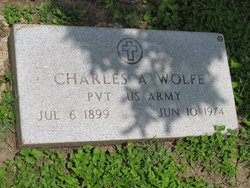 Charles Andrew Wolfe