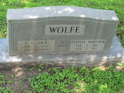 Estelle Lena <i>Northen</i> Wolfe
