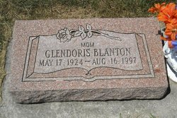 Glendoris <i>Wickman</i> Blanton