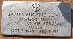 James Eugene Bentz