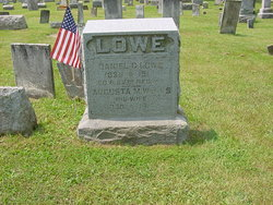 Augusta M <i>Welles</i> Lowe