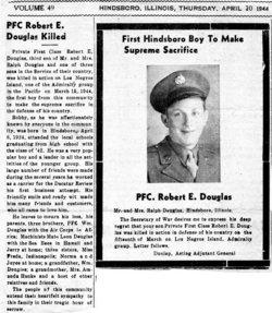 Robert E Douglas