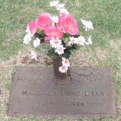 Margaret <i>Long</i> Dean