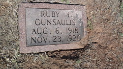 Ruby Gunsaulis