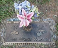 Jimmy Wayne Whatley