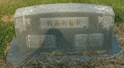 Hazel Clara <i>Riggs</i> Baker