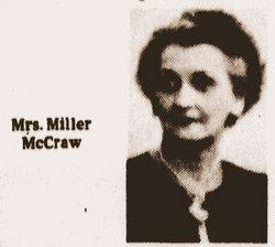 Beryl Pauline <i>Antony</i> McCraw