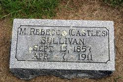 Margaret Rebbecca <i>Castles</i> Sullivan