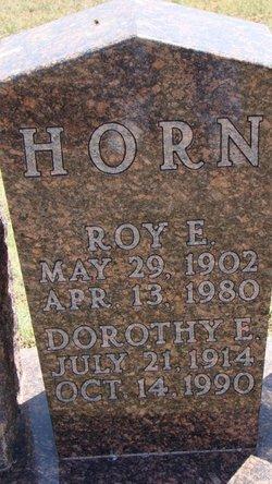 Roy Edwin Horn