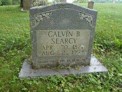 Calvin B Searcy