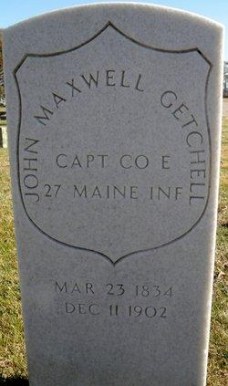 John Maxwell Getchell