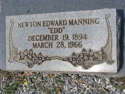 Newton Edward Manning