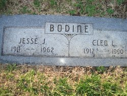 Cleo Lucille <i>Curtis</i> Bodine