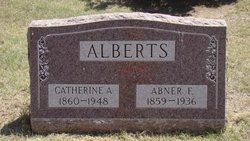 Catherine A <i>Scott</i> Alberts