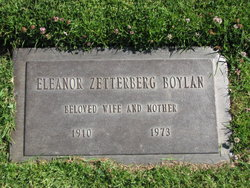 Eleanor Anne <i>Mayer</i> Boylan