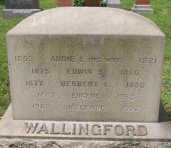 Addie Louise <i>White</i> Wallingford