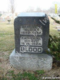 Katherine <i>Downend</i> Blood