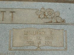 Willard E Woody Bartlett