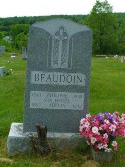 Adelia <i>Beaudoin</i> Beaudoin