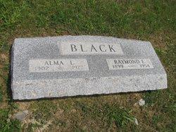 Alma <i>Brodbeck</i> Black