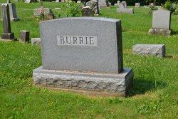 Mary Ellen Nellie <i>Van Sickle</i> Burrie