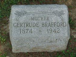 Gertrude <i>Richards</i> Brafford